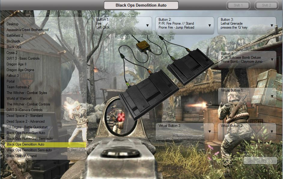 Black Ops Configuration - Demolition: Full Auto
