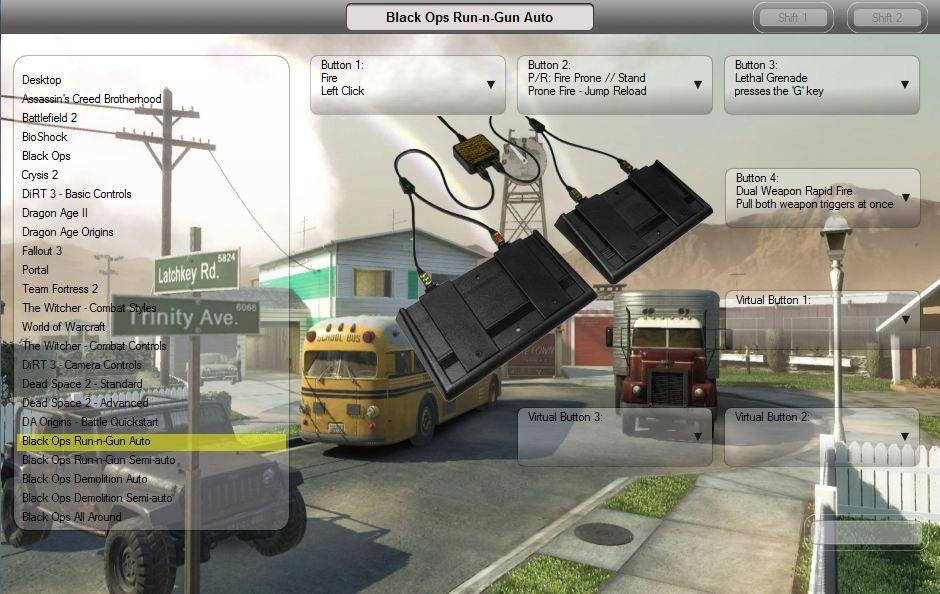 Black Ops Configuration - Run-n-Gun: Full Auto