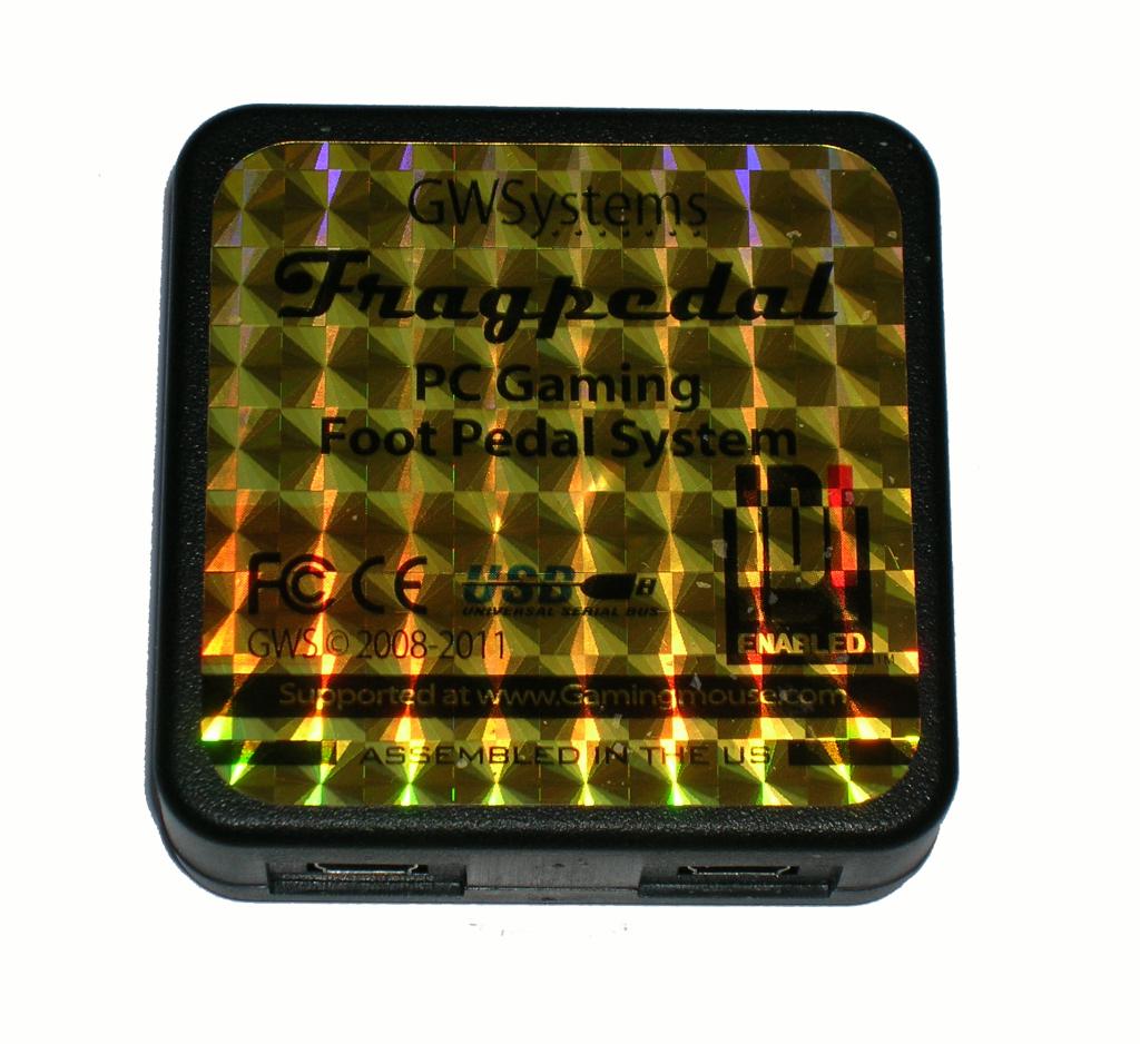 Fragpedal Control Box