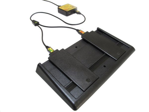 Fragpedal Dual PC Gaming Footpedal