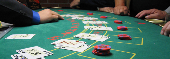 Good work if you have what it takes: winning at blackjack by card counting